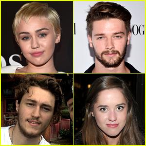 Are Miley Cyrus & Patrick Schwarzenegger's Siblings Dating?!