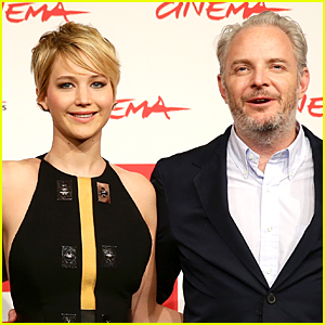 Jennifer Lawrence & Hunger Games' Director Francis Lawrence Will Take 'The Dive' Together!
