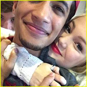 JJJ Is Obsessing Over Jordan Fisher & Olivia Holt's Friendship