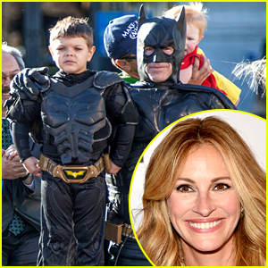 Batkid Movie Is Coming Soon Thanks to Julia Roberts!