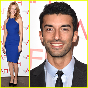 Jane The Virgin's Justin Baldoni & Yael Grobglas Hit Up The AFI Awards 2015