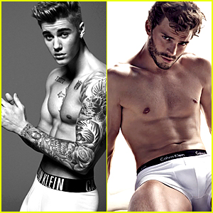 Justin Bieber Places Second in Our Calvin Klein Poll