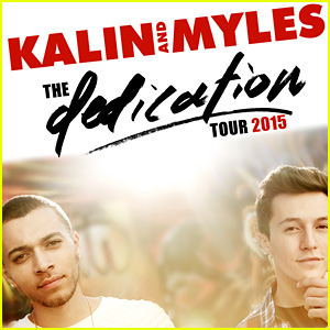Win Free Tickets to See Kalin and Myles in Concert - Enter Now!