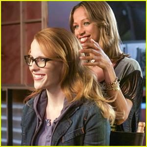 Katie Leclerc Finds Love On The TV Set In 'Cloudy With A Chance Of Love'