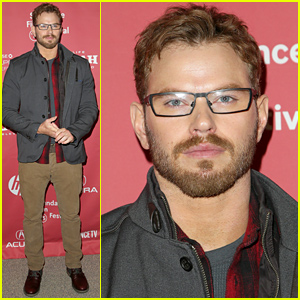 Kellan Lutz Explains Why He Loves Working with Children!