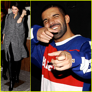 Kendall Jenner & Drake Reportedly Party Together in L.A.!