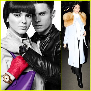 Kendall Jenner Stars In New Karl Lagerfeld Campaign