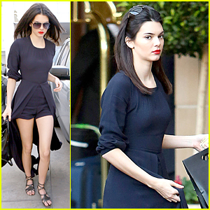 Kendall Jenner Makes Us Want Black Primer in Estee Lauder Ad - Watch Now!