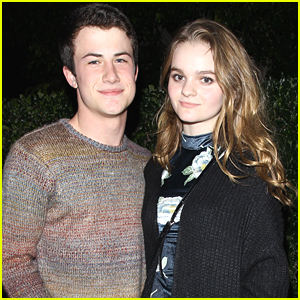 Kerris Dorsey Celebrates 17th Birthday with Dylan Minnette