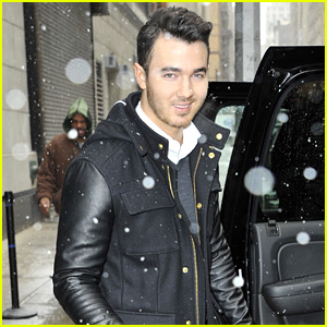 Kevin Jonas Opens Up About Being Fired on 'Celebrity Apprentice' (Video)