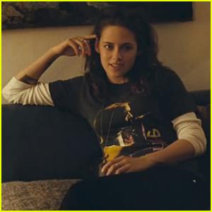 Kristen Stewart Channels Assistant in 'Clouds of Sils Maria' Trailer - Watch Now!