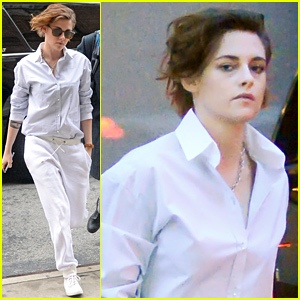 Kristen Stewart: You Can Goof Around on Movie Sets Because 'We're Not Curing Cancer'