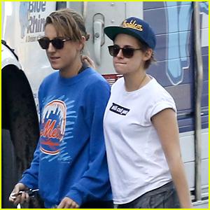 Kristen Stewart & Alicia Cargile Make a Pharmacy Run After Hawaii Trip