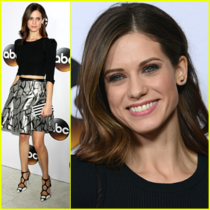 Lyndsy Fonseca Shines At ABC's TCA Press Tour Party For 'Agent Carter'
