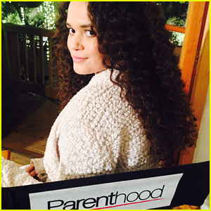 Madison Pettis Will Cry Just As Hard As Us For 'Parenthood' Finale - Exclusive!