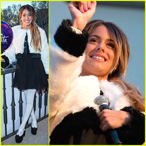 Martina Stoessel & 'Violetta' Cast Kick Off 'Violetta Live 2015' In Spain