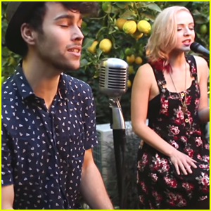 Max Schneider Takes on Ed Sheeran's 'Thinking Out Loud' & It's The Best Thing We've Heard All Week