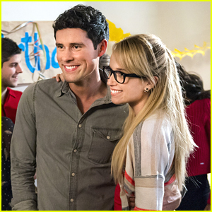 Megan Park Makes Her 'Wish Come True' on Hallmark Channel