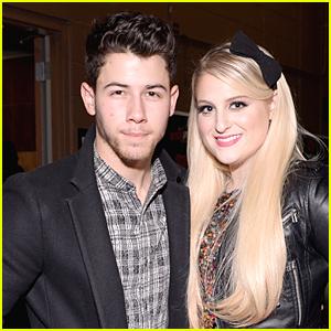 Nick Jonas & Meghan Trainor Will Help Mentor 'The Voice' Season 8!