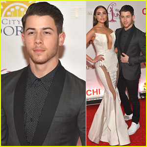 Olivia Culpo Shows Major Skin at Miss Universe Competition With Nick Jonas