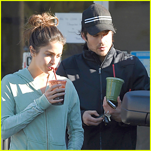 Nikki Reed Steps Out with Ian Somerhalder After Finalizing Divorce from Paul McDonald