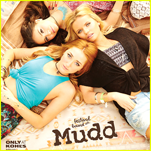 Noah Cyrus, Stella Hudgens & Alli Simpson Are MUDD Girls - See The New Campaign!