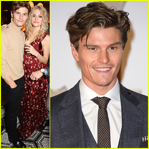 Oliver Cheshire Steps Out Solo After Pixie Lott Dreams Up Two Weddings