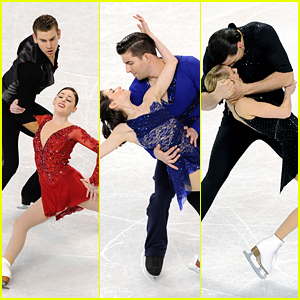 The Pairs Competition Kick Off U.S. National Figure Skating Championships - See The Short Program Pics!