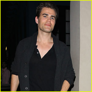 Paul Wesley Brings His Directing Chops to the Next Episode of 'The Vampire Diaries'