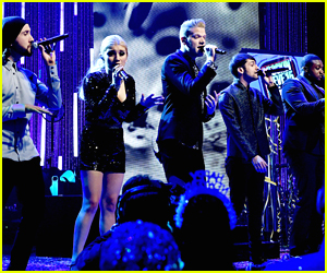 Pentatonix Ring In 2015 With 'La La La/Latch' Mashup - Watch Here!