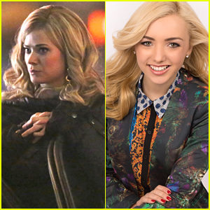 Peyton List Goes Blonde For 'The Flash'; Looks A Lot Like The Other Peyton List Now