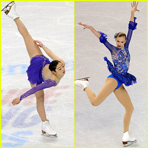 Polina Edmunds & Mirai Nagasu Nab 3rd & 4th After Short Program at US Nationals