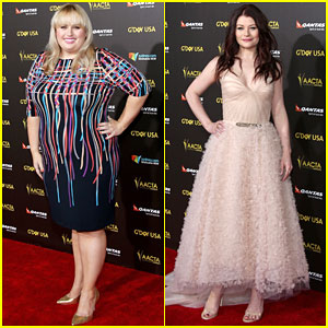 Rebel Wilson Brings the Laughs to the G'Day Gala!