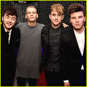Rixton Heat Up Dick Clark's New Year's Rockin' Eve 2015 - See Their Performance!