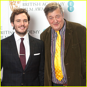 Sam Claflin Announces BAFTA 2015 Nominations With Stephen Fry
