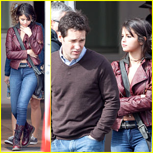 Selena Gomez Shows Another Side of Herself Filming 'The Revised Fundamentals of Caregiving'