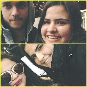 Selena Gomez & Zedd Spotted Getting Cozy in Atlanta!