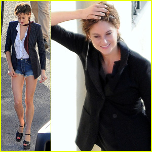 Shailene Woodley Became Her Own Best Friend After Breaking Up With First Love