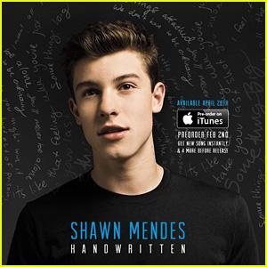 Shawn Mendes Announces Debut Album 'Handwritten' - Get the Deets!