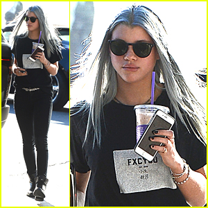 Sofia Richie Looks To Olsen Twins For Fashion Inspiration