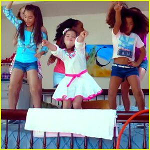 Sophia Grace Throws Slumber Party for 'Best Friends' Music Video - Watch Now!