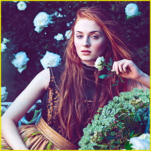 Sophie Turner To 'Town & Country Mag': 'I Feel Everything Sansa Stark Feels'