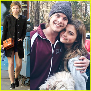 Stefanie Scott Shares The Cutest Pics With 'Life At These Speeds' Co-Star Graham Rogers
