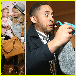 Tahj Mowry Hits HBO Luxury Lounge Ahead of 'Bossy' Track Drop