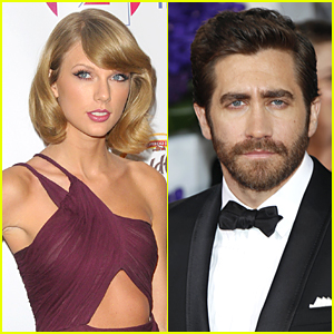 Taylor Swift & Ex Jake Gyllenhaal Caught Up at Golden Globes Party 2015