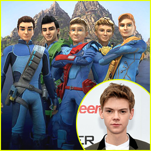 Thomas Brodie-Sangster's New Animated Series 'Thunderbirds' Gets Second Season Ahead of Premiere