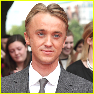 Tom Felton Was Sorted Into Gryffindor House on Pottermore & Is Not Happy About It