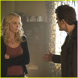 Get A Sneak Peek Of Tonight's 'Vampire Diaries' Ep - Pics & Clip!