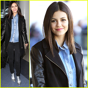 Victoria Justice Flies To The Skies After 'Eye Candy' Premiere