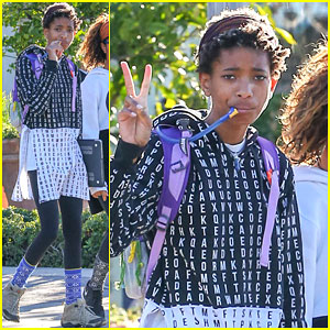 Willow Smith Gives Some Crazy Advice to a Fan on Tumble